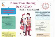 Nouvel' An Hmong de Cacao