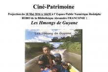 Ciné-Patrimoine : les Hmong de Guyane