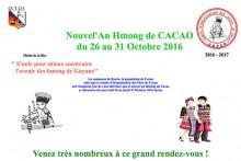 Programme Nouvel An Hmong 2016