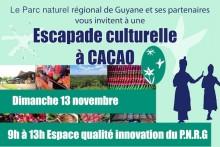 Escapade culturelle à Cacao