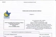 Recrutement : Adjoint Administratif