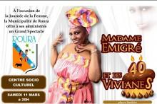 Madame Emigré et les 40 Vivianes