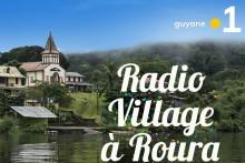 Radio village à Roura