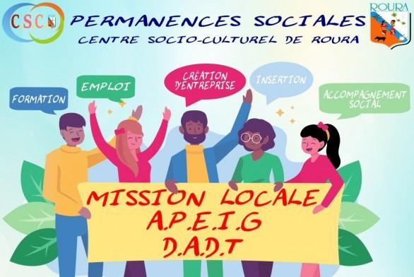 Permanences sociales